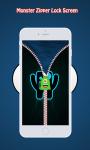Panda Zipper Lock Screen screenshot 5/6