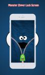 Panda Zipper Lock Screen screenshot 6/6