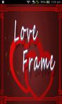 Loves Frames screenshot 1/6