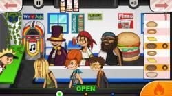 Papas Burgeria To Go original screenshot 1/5