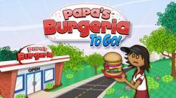 Papas Burgeria To Go original screenshot 2/5