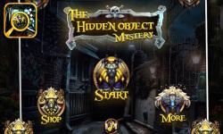 The Hidden Object Mystery 2 screenshot 1/5