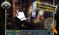 The Hidden Object Mystery 2 screenshot 2/5