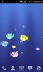 FishBowl Live Wallpaper Android screenshot 3/6