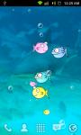FishBowl Live Wallpaper Android screenshot 4/6