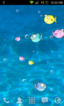 FishBowl Live Wallpaper Android screenshot 6/6