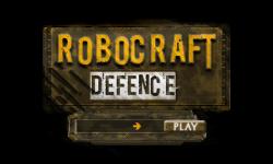 Robocraft Defence screenshot 1/3