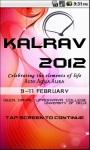 Kalrav 2012 screenshot 1/3