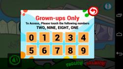 Numbers at Home Lite screenshot 3/6