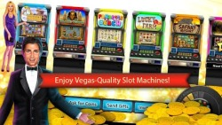 Slot Galaxy HD Slot Machines screenshot 2/6