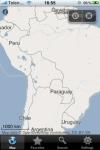 South America - Offline map with directU - (free) screenshot 1/1