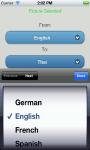 Photo Translator Pro screenshot 2/3