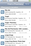 Find a Pharmacy (iPharmacy) screenshot 1/1