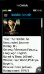 IMDB Movie Details screenshot 1/3