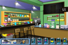Collector in Cafe screenshot 1/3