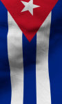 Cuba flag Free screenshot 4/5