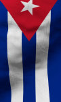 Cuba flag Free screenshot 5/5