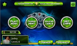 Texas Poker Pro screenshot 1/5