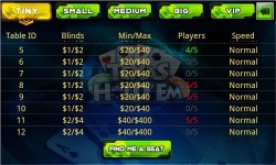Texas Poker Pro screenshot 4/5