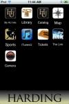 Harding University App screenshot 1/1