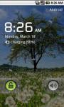 Dandelion Field Cool Live Wallpaper screenshot 4/4