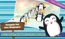 Penguin Pet live Wallpaper Free screenshot 4/6