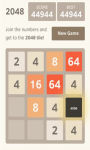 Mutant Number Test IQ with Number Puzzle Game 2048 screenshot 5/6
