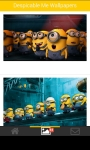 Despicable Me Minions Wallpapers screenshot 1/6