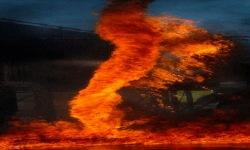 Fire Tornado Live Wallpaper screenshot 2/3
