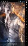 Smoke Mortal Kombat Live Wallpaper screenshot 1/2