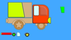 Shape Toddler Puzzle screenshot 2/4