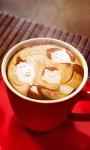 Hot Coffee Live Wallpaper screenshot 1/3