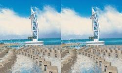 VR Dubai Jumeirah Beach Visit screenshot 2/6