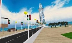 VR Dubai Jumeirah Beach Visit screenshot 5/6
