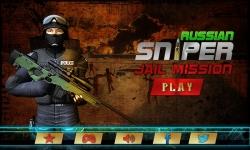 Russia Sniper:Jail Counter War screenshot 1/3