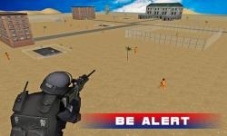 Russia Sniper:Jail Counter War screenshot 3/3