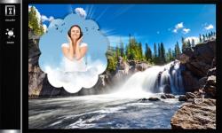 Waterfall Photo Frames Free screenshot 5/6
