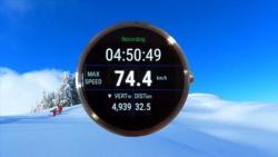 Ski Tracks great screenshot 2/6