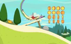 Ski Safari Adventure Time safe screenshot 1/6