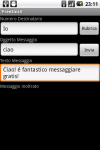 Free Sms Vodafone screenshot 2/3