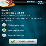 FreePlay Sci Fi Quiz Lite screenshot 2/2