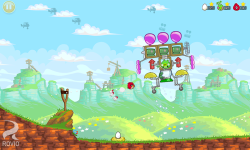 Angry Birds screenshot 4/5