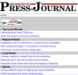 Louisiana Press Journal for Android screenshot 1/1