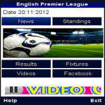 English Premier League Lite screenshot 2/4