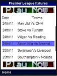 English Premier League Lite screenshot 4/4