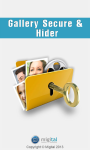 Gallery Secure And Hider screenshot 1/6