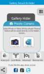 Gallery Secure And Hider screenshot 4/6