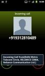 Caller Info/Caller Id screenshot 2/6