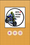 Moto GP Picture Puzzle Game screenshot 1/5