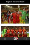 Belgium Soccer Team Wallpaper screenshot 3/5